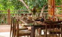 Dining Area - Villa Indah Ungasan - Uluwatu, Bali