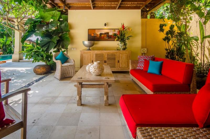 Family Area - Villa Intan - Seminyak, Bali