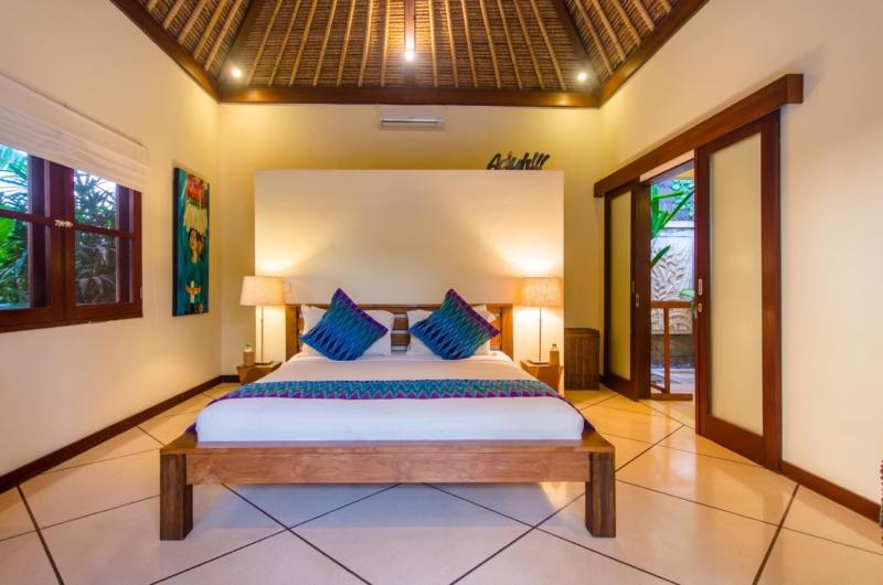 Bedroom with View - Villa Intan - Seminyak, Bali
