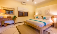 Bedroom with Mirror - Villa Intan - Seminyak, Bali