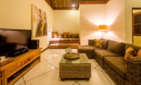 TV Room - Villa Intan - Seminyak, Bali