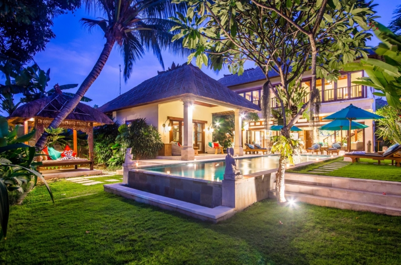 Night View - Villa Intan - Seminyak, Bali