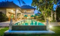 Pool at Night - Villa Intan - Seminyak, Bali
