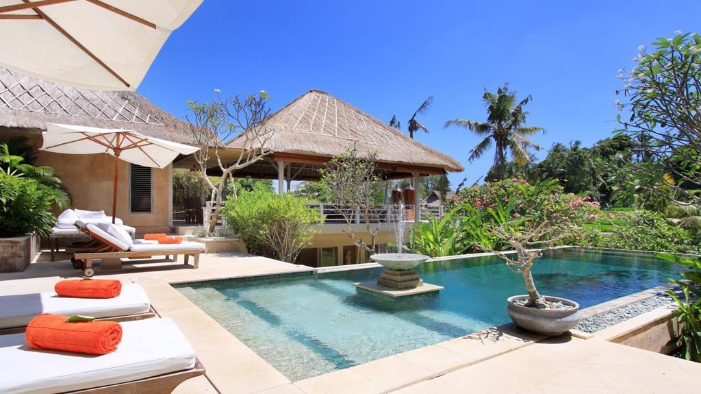 Bali Villa Inti 01Bedroom with Four Poster Bed - Villa Inti - Canggu, Bali