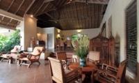 Bali Villa Inti 06Indoor Living Area - Villa Inti - Canggu, Bali