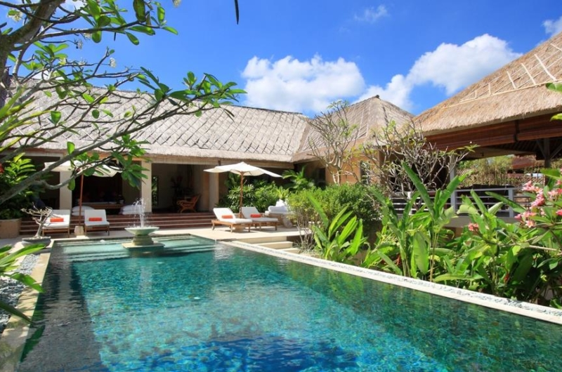 Swimming Pool - Villa Inti - Canggu, Bali