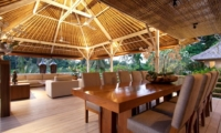 Dining Area - Villa Inti - Canggu, Bali