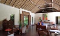 Living Area - Villa Inti - Canggu, Bali