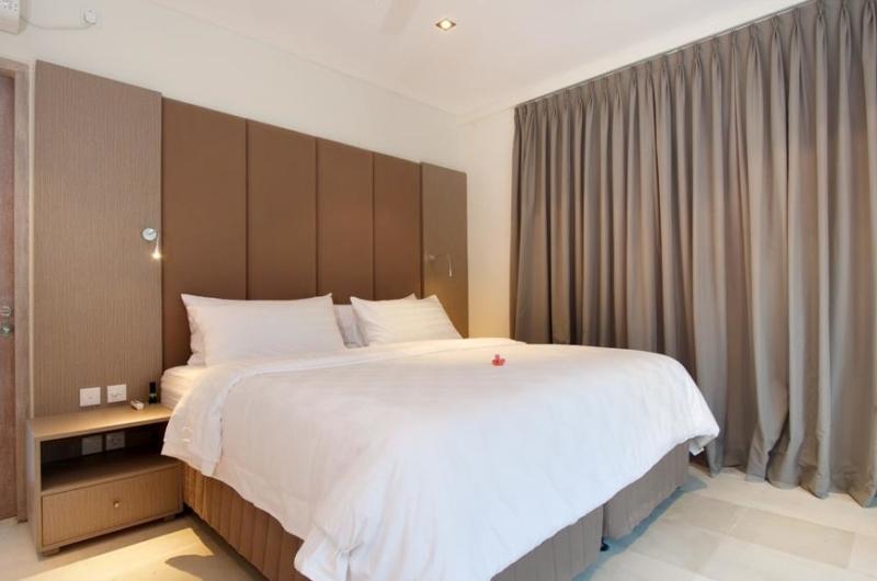 King Size Bed - Villa Inti - Canggu, Bali