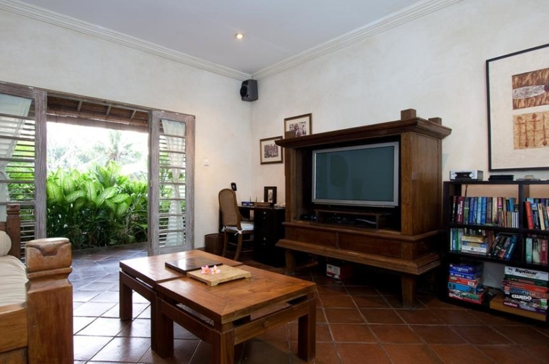 TV Room - Villa Inti - Canggu, Bali