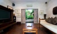 TV Area - Villa Inti - Canggu, Bali