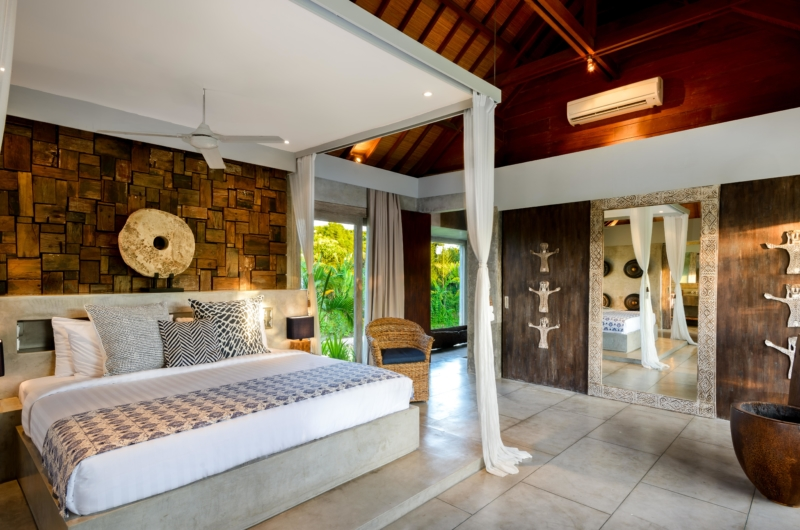 Spacious Bedroom - Villa Ipanema - Canggu, Bali