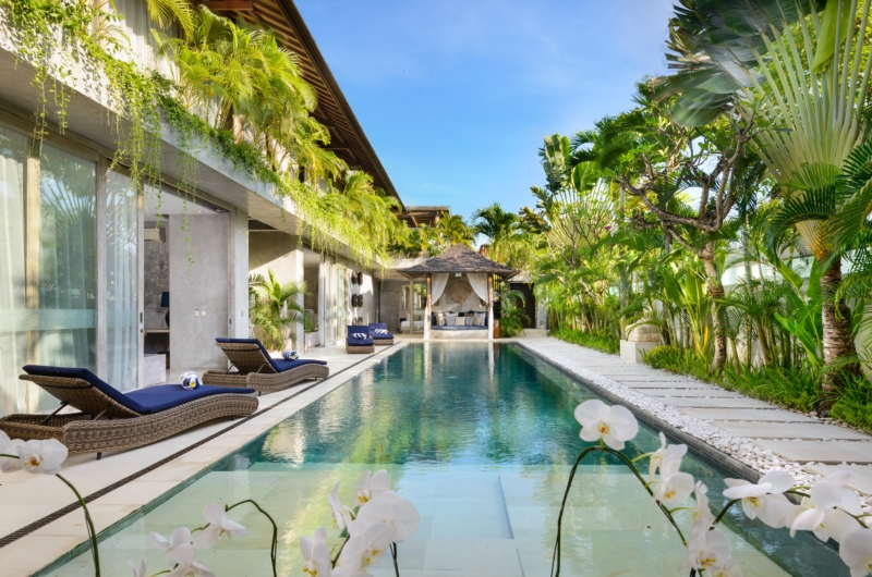 Private Pool - Villa Ipanema - Canggu, Bali