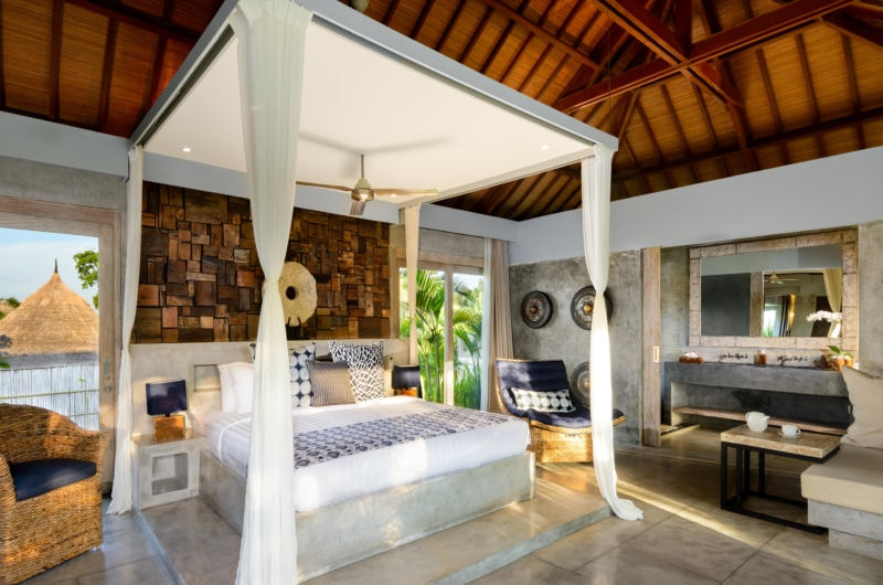 Bedroom with Sofa - Villa Ipanema - Canggu, Bali