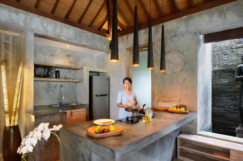 Kitchen Area - Villa Ipanema - Canggu, Bali