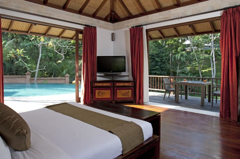Bedroom with View - Villa Iskandar - Seseh, Bali