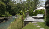 Sun Loungers - Villa Iskandar - Seseh, Bali