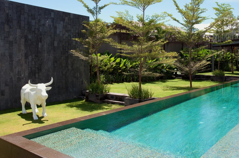 Pool Side - Villa Issi - Seminyak, Bali