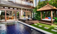 Swimming Pool - Villa Istana Dua - Seminyak, Bali
