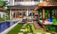 Pool Bale - Villa Istana Dua - Seminyak, Bali