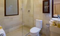 Bathroom - Villa Istana Dua - Seminyak, Bali