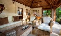 Living Area - Villa Istana Satu - Seminyak, Bali