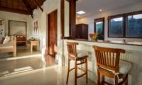 Breakfast Bar - Villa Istana Satu - Seminyak, Bali