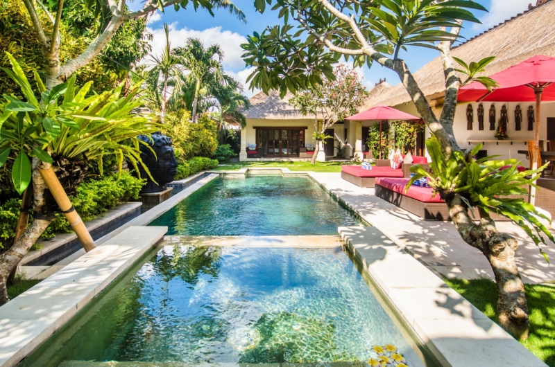 Swimming Pool - Villa Jaclan - Seminyak, Bali