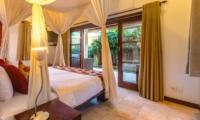 Bedroom with View - Villa Jaclan - Seminyak, Bali