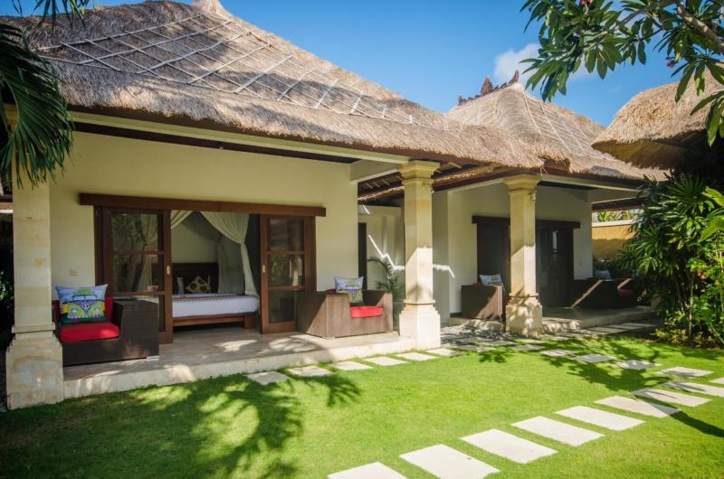 Bedroom View - Villa Jaclan - Seminyak, Bali