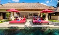 Reclining Sun Loungers - Villa Jaclan - Seminyak, Bali