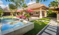 Pool Side - Villa Jaclan - Seminyak, Bali