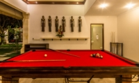 Billiard Table - Villa Jaclan - Seminyak, Bali