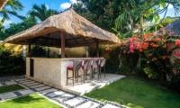 Outdoor Seating Area - Villa Jaclan - Seminyak, Bali