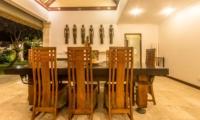 Dining Area - Villa Jaclan - Seminyak, Bali