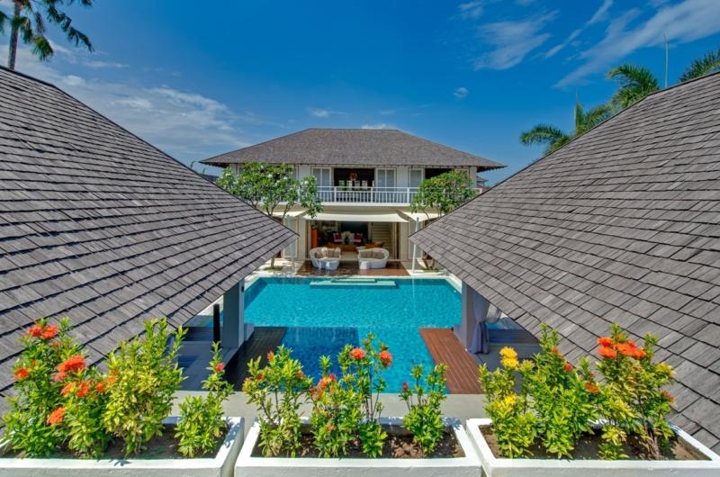 Top View - Villa Jajaliluna - Seminyak, Bali