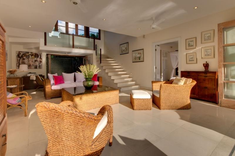Living Area - Villa Jajaliluna - Seminyak, Bali