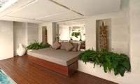 Pool Bale - Villa Jajaliluna - Seminyak, Bali