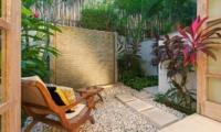 Outdoor Seating Area - Villa Jajaliluna - Seminyak, Bali