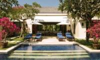 Pool Side Loungers - Villa Jemma - Seminyak, Bali