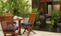 Outdoor Dining - Villa Jemma - Seminyak, Bali