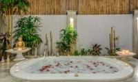 Romantic Bathtub Set Up - Villa Jepun Residence - Seminyak, Bali