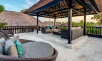 Up Stairs Seating Area - Villa Jepun Residence - Seminyak, Bali