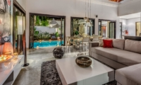 Living Area with Pool View - Villa Jepun Residence - Seminyak, Bali