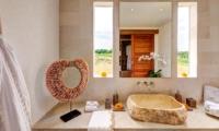 Bathroom with Mirror - Villa Kadek - Seminyak, Bali