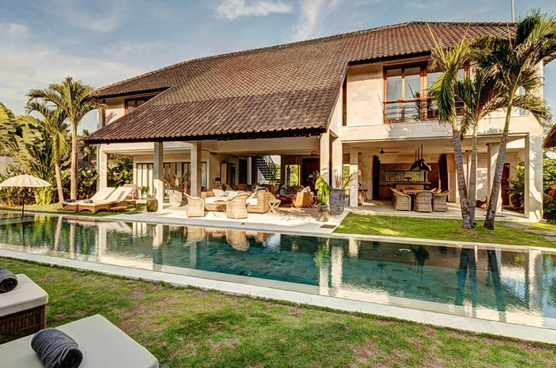 Swimming Pool - Villa Kadek - Seminyak, Bali