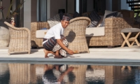 Outdoor Area - Villa Kadek - Seminyak, Bali