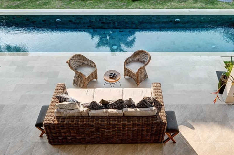 Top View - Villa Kadek - Seminyak, Bali