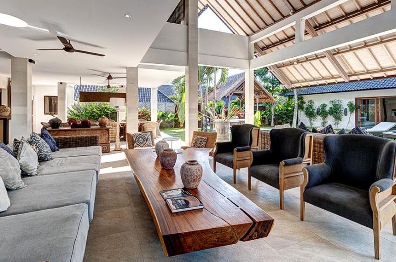 Living Area - Villa Kadek - Seminyak, Bali
