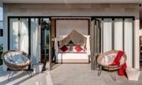 Bedroom View - Villa Kadek - Seminyak, Bali